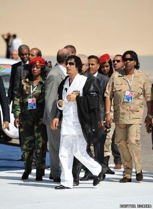 девственницы Кадафи